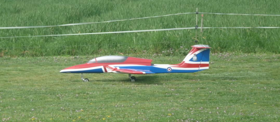 Jet@anfliegen